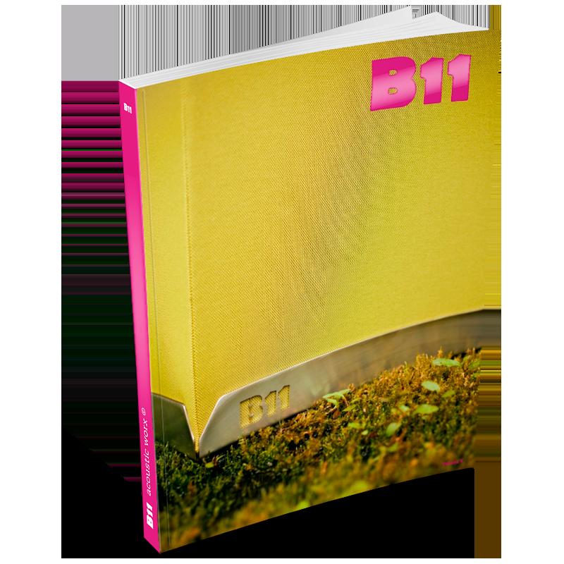 Schallabsorber-Katalog